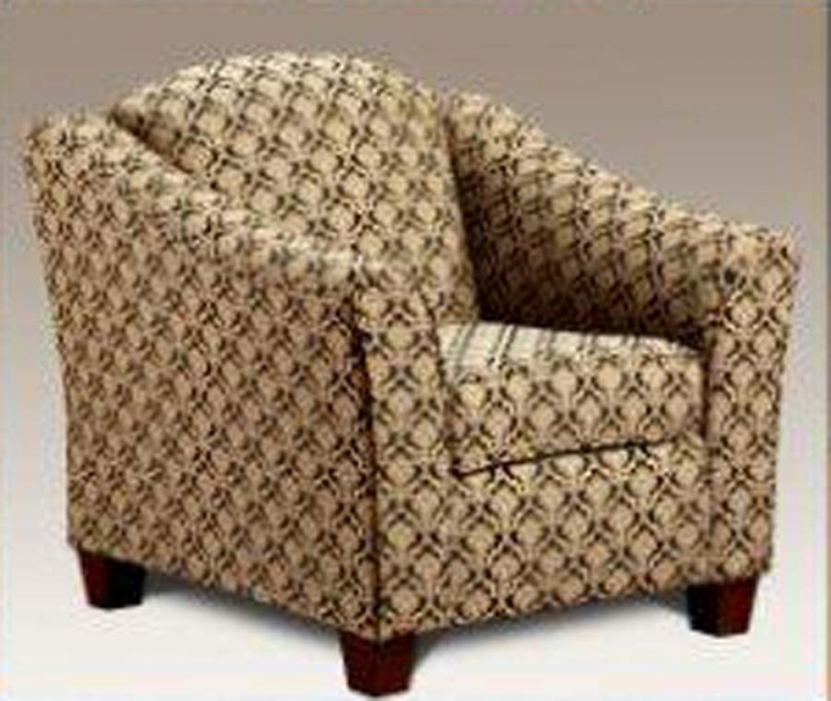 Lilly Accent Chair - Astrid Ebony - Chelsea