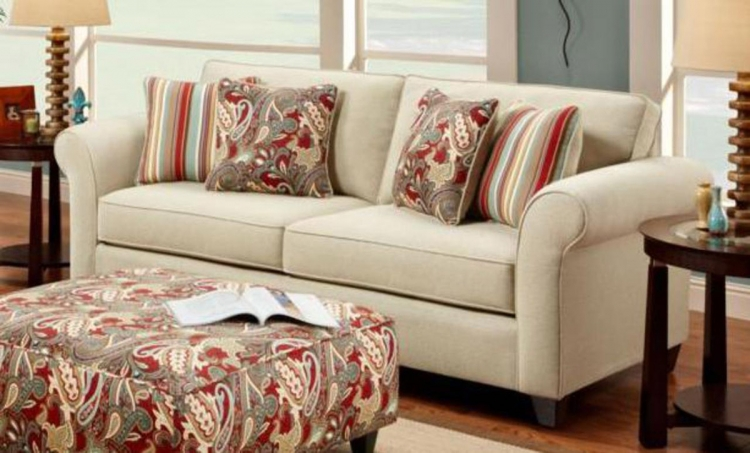 Essex Sofa - Tanner Shell