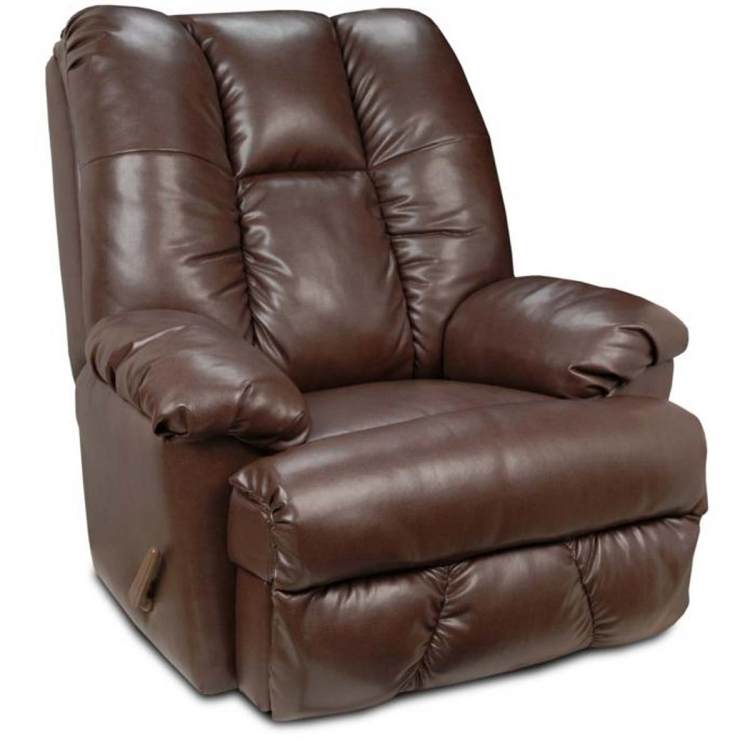 Recliner - Roma Chocolate - Chelsea