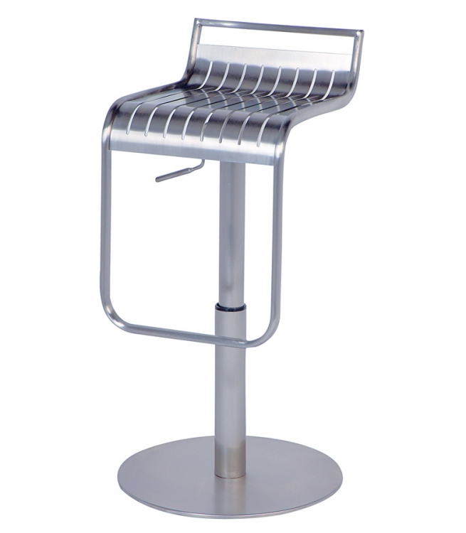 0539 Adjustable Height Swivel Stool