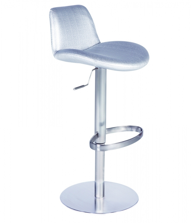 0592 Adjustable Height Swivel Stool