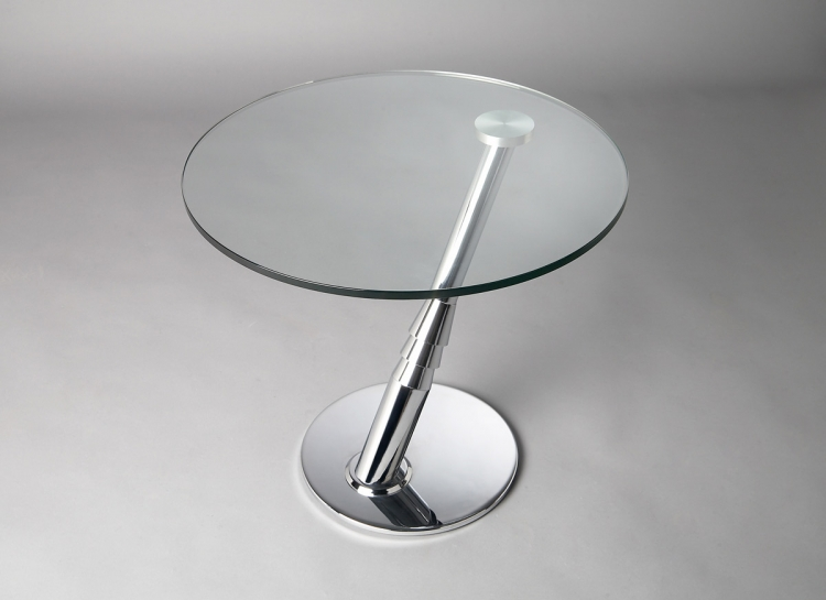 8160 Angle Arm Lamp Table - Chintaly Imports