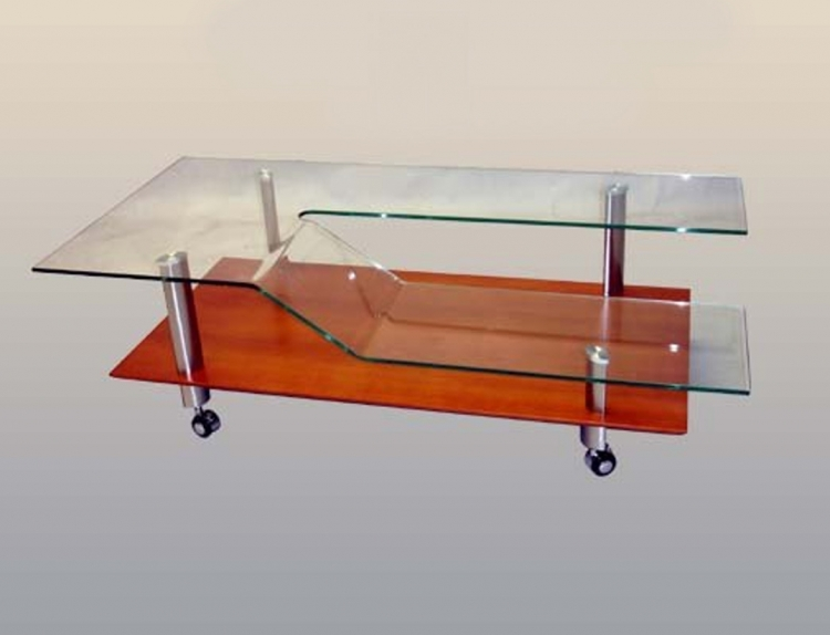 82051 Rectangular Cocktail Table - Chintaly Imports