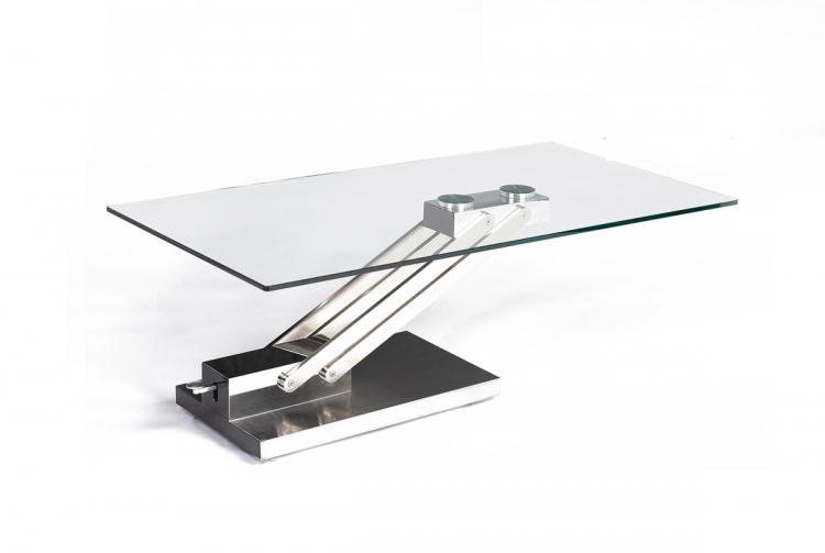 9103 Adjustable Height Cocktail Table