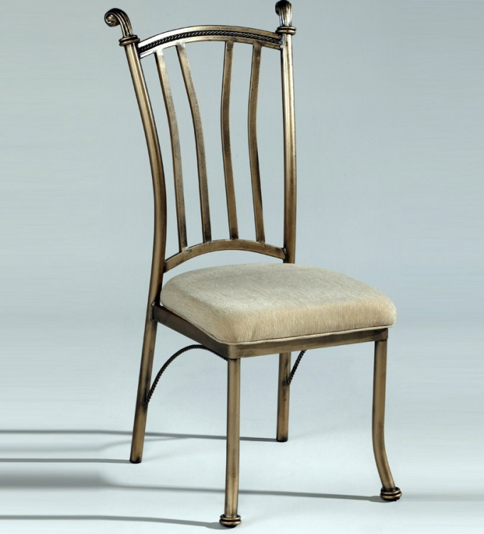 Adriana Hand-Painted Side Chair
