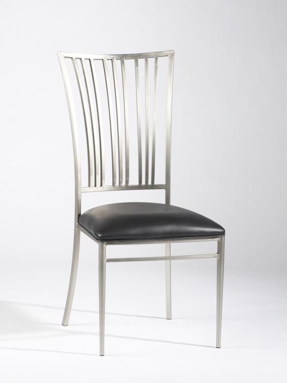 Ashley Fan Back Side Chair