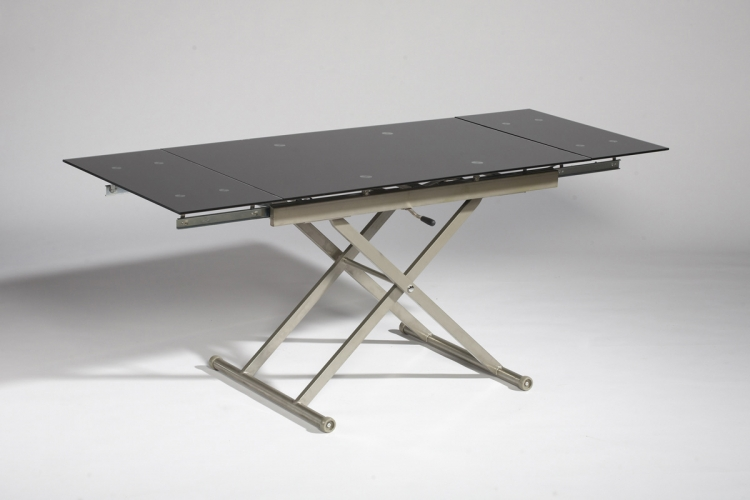 Camila Adjustable Height Cocktail Table - Chintaly Imports