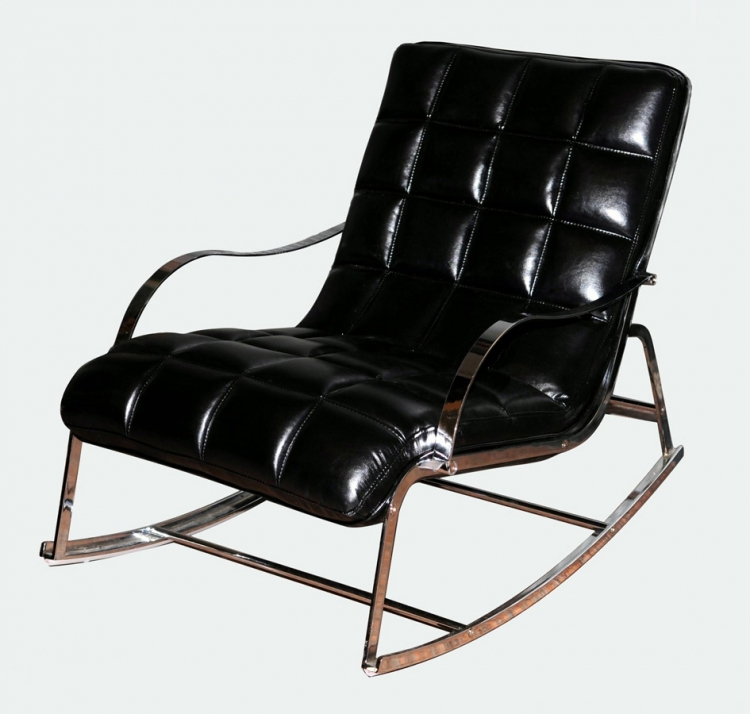 Camry Rocker Lounge Chair - Chintaly Imports