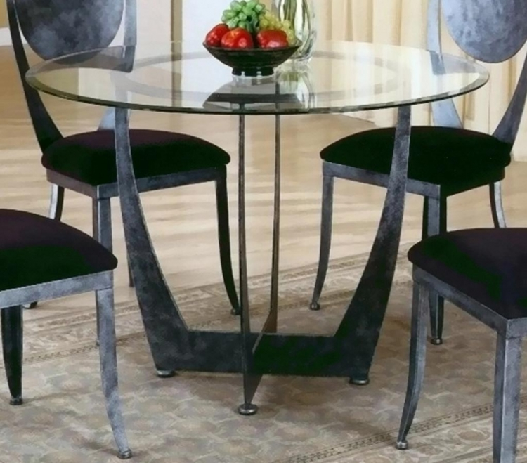 Claire Round Dining Table