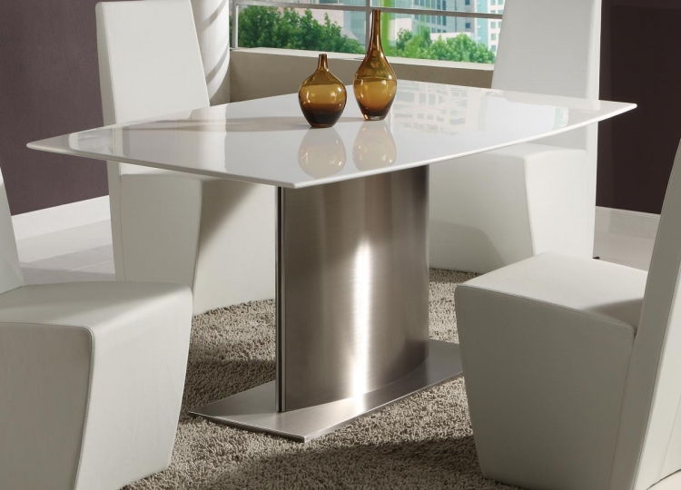 Cynthia Surf Marble Top Table