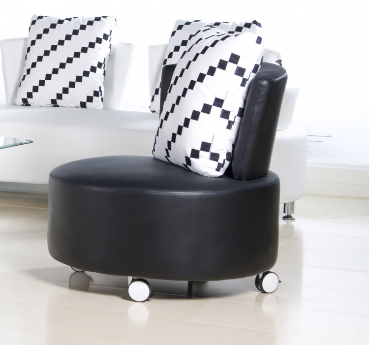 Daytona Optional Caster Chair - Chintaly Imports