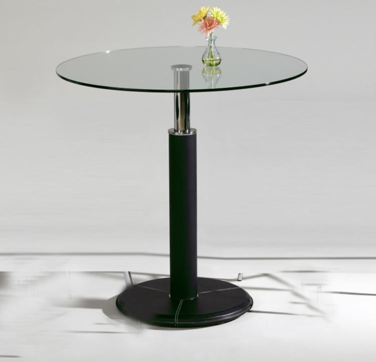 Gladys Contemporary Counter Height Pub Table