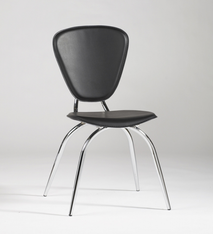 Gladys Triangle Back Side Chair