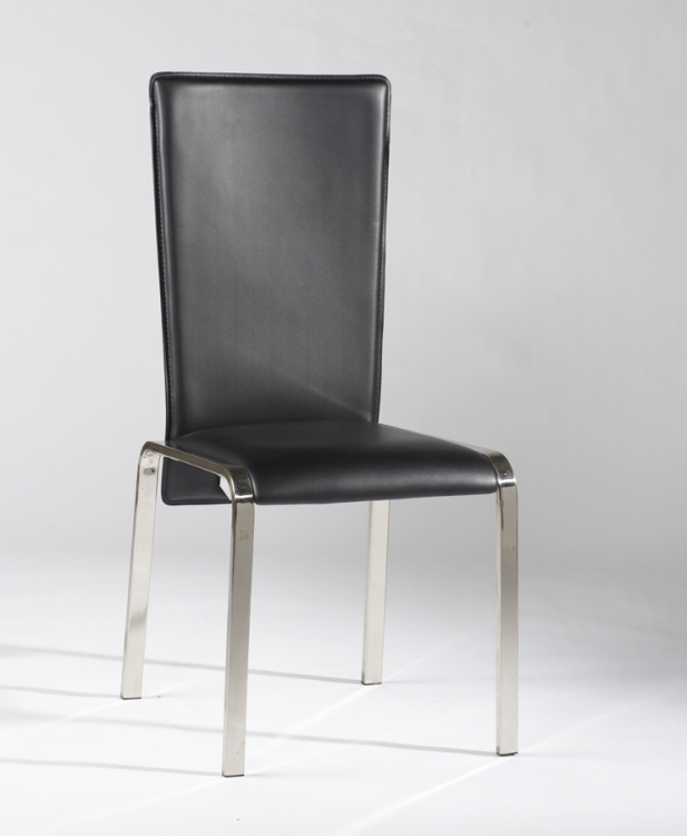 Isabella Black Side Chair