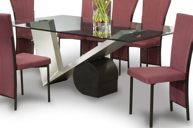 Jennifer V Design Base Dining Table