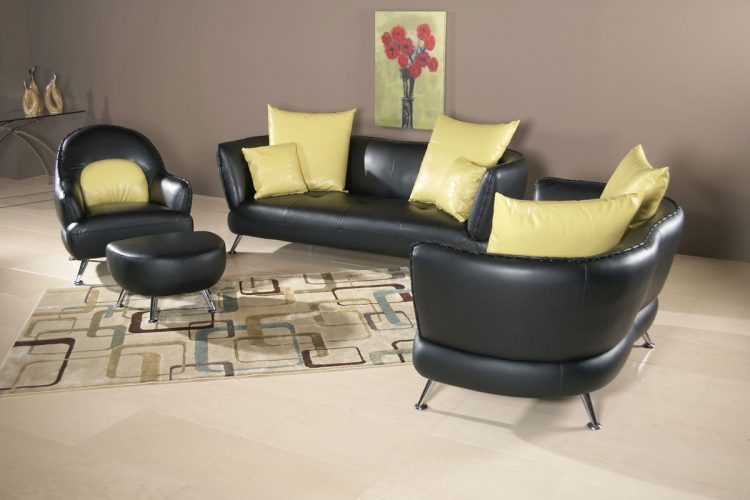Palo Alto Living Room Collection - Chintaly Imports