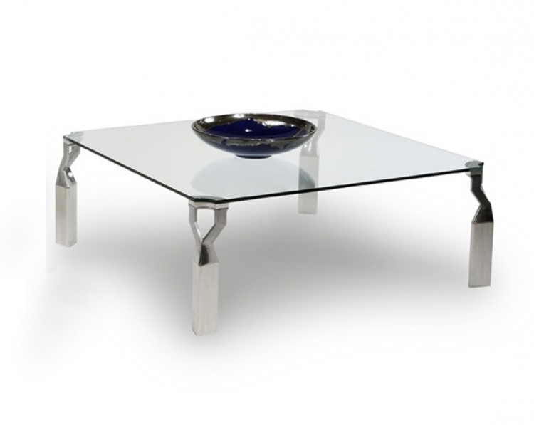 Soraya Square Cocktail Table - Chintaly Imports