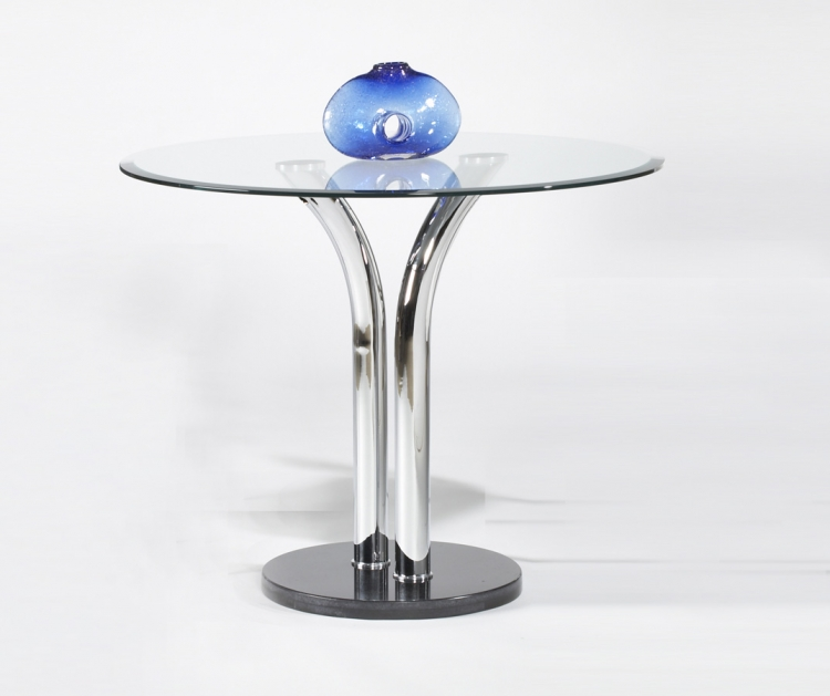 Round Dining Table - Chintaly Imports