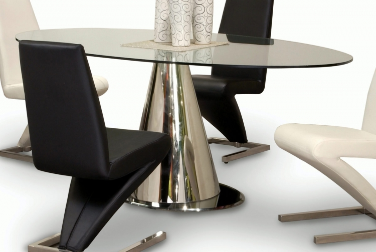 Tamara Oval Dining Table