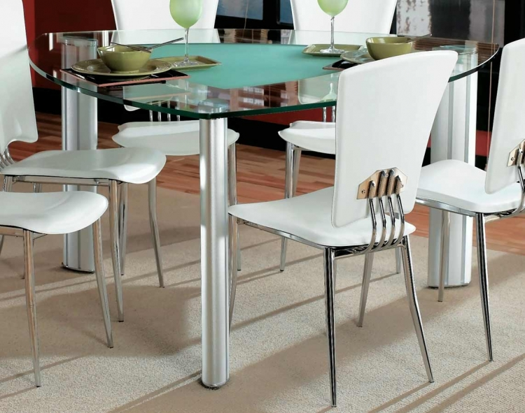 Tracy Triangle Dining Table