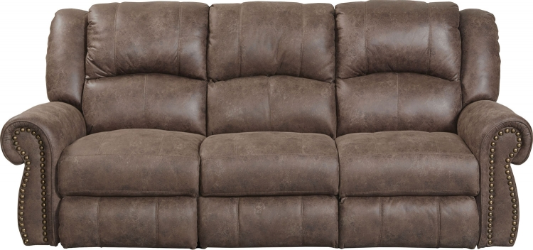 Westin Reclining Sofa - Ash