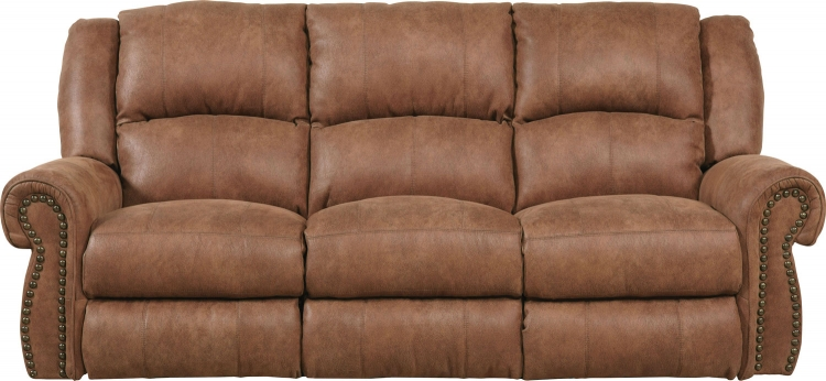Westin Power Reclining Sofa - Nutmeg