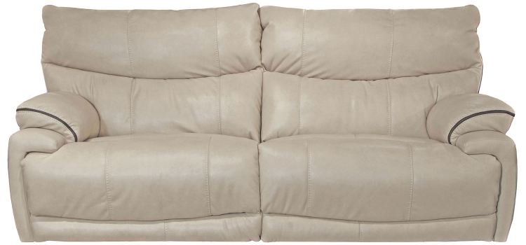 Larkin Lay Flat Reclining Sofa - Buff