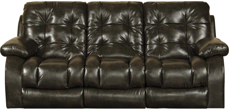 Watson Power Lay Flat Reclining Sofa - Coal