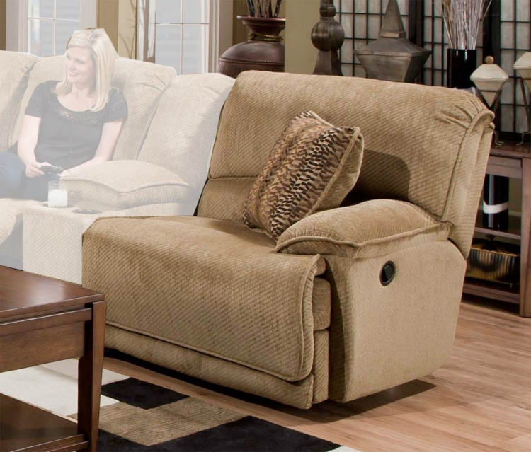 Grandover Right Side Facing Recliner - Sandstone - Catnapper