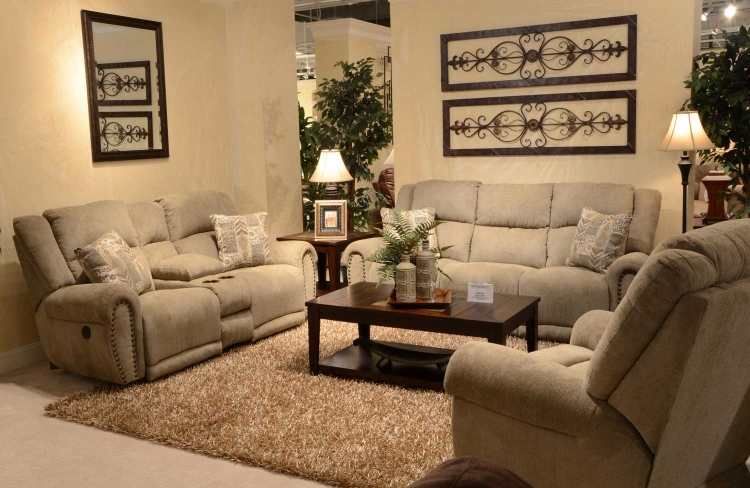 Jackson Malibu Small Piano Wedge Sectional 3239 Set 3 Taupe Homelement Com