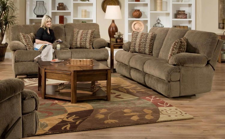 Harbor Sofa Set - Tobacco - Catnapper