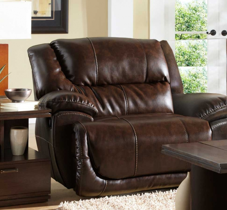 Park Avenue Glider Recliner - Java