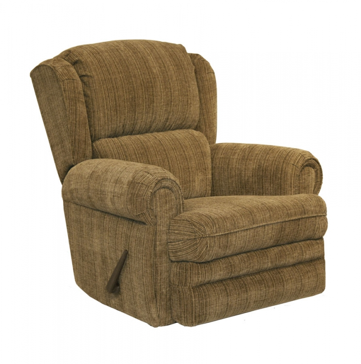 Kirkland Rocker Recliner with Power Recline - Mocha - Catnapper