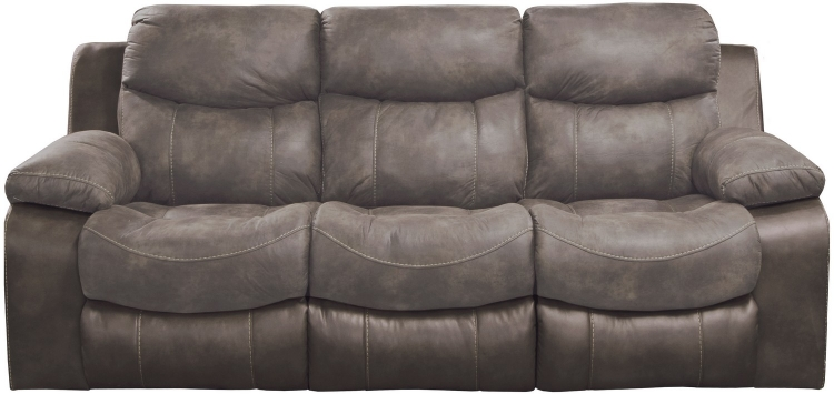 Henderson Power Reclining Sofa With Drop Down Table - Dusk