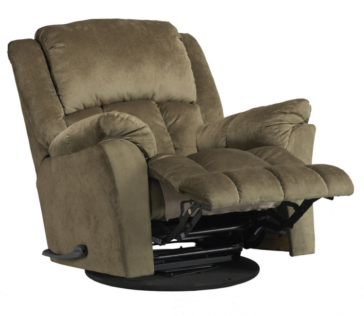Gibson Lay-Flat Recliner - Sage