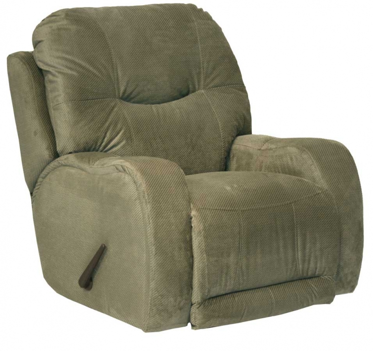 Reflections Chaise Rocker Recliner - Botanical
