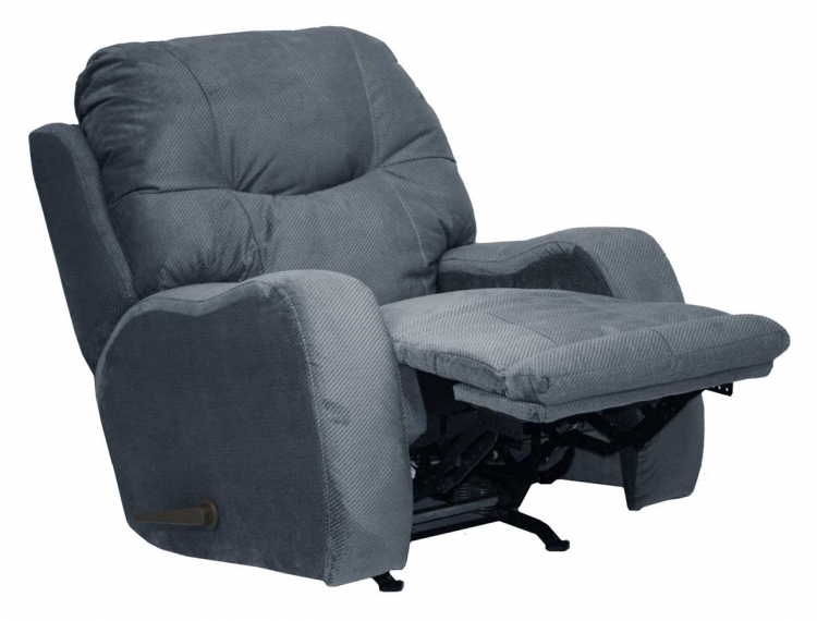 Reflections Chaise Rocker Power Recliner - Coastal - Catnapper