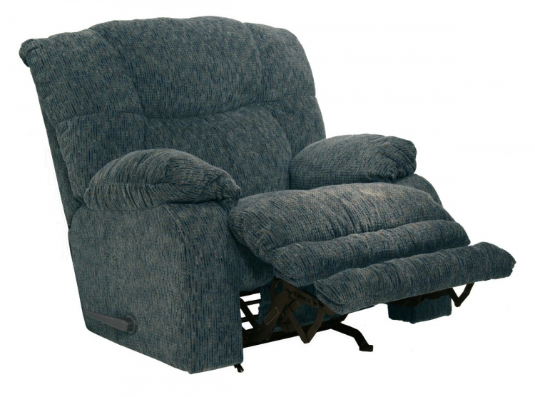 Maris Oversized Rocker Recliner - X-tra Comfort Footrest - Elemental - Catnapper