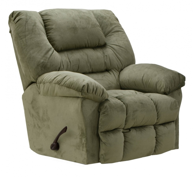 Peyton Rocker Recliner - Army