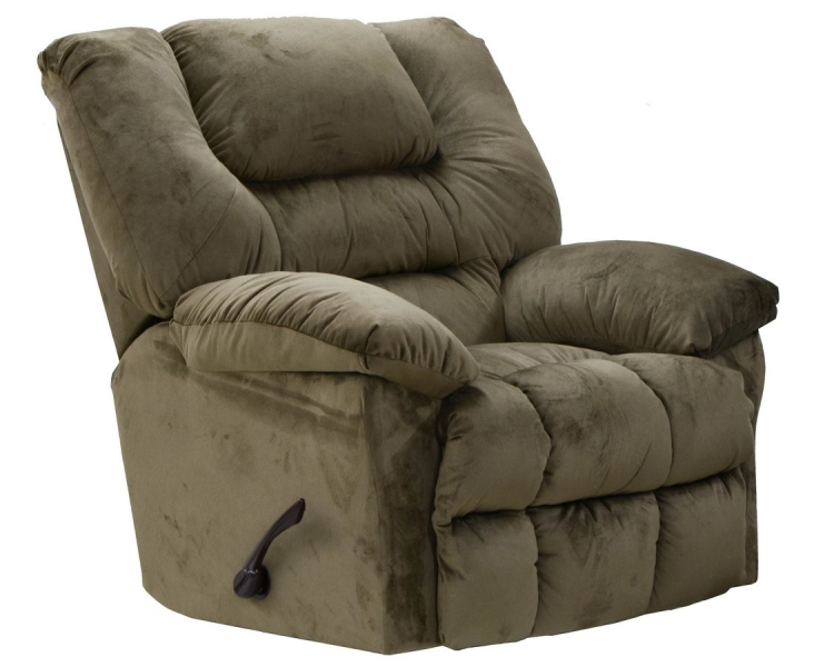 Peyton Power Wall Hugger Recliner - Musk