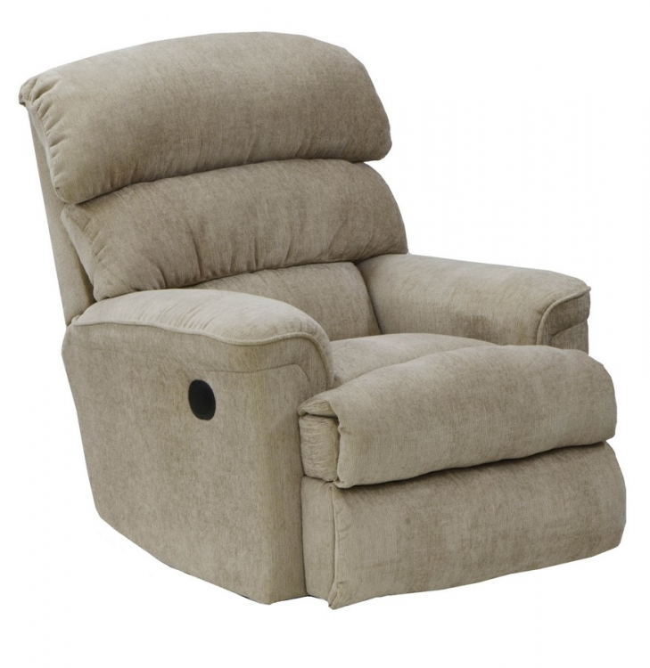 Pearson Power Wall Hugger Recliner - Linen