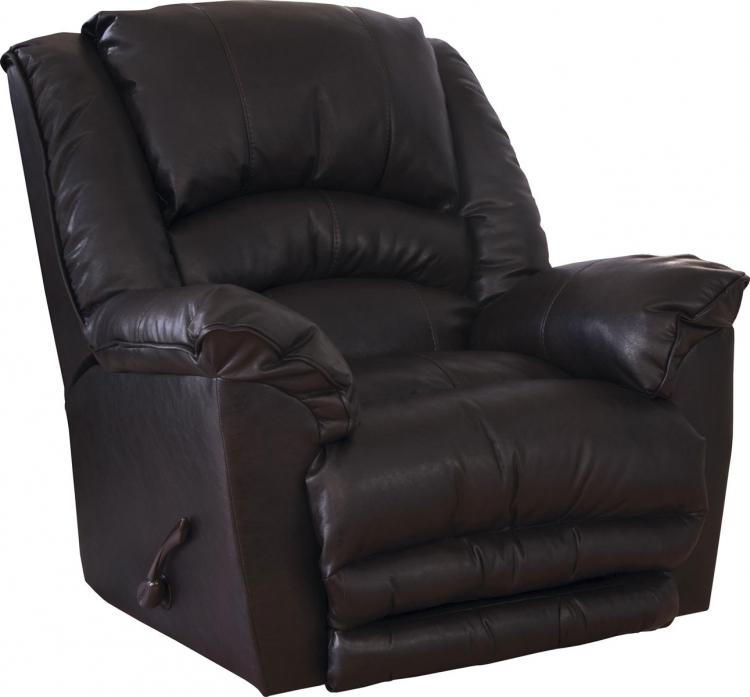 Catnapper filmore chaise rocker recliner oversized x tra for Chaise x rocker