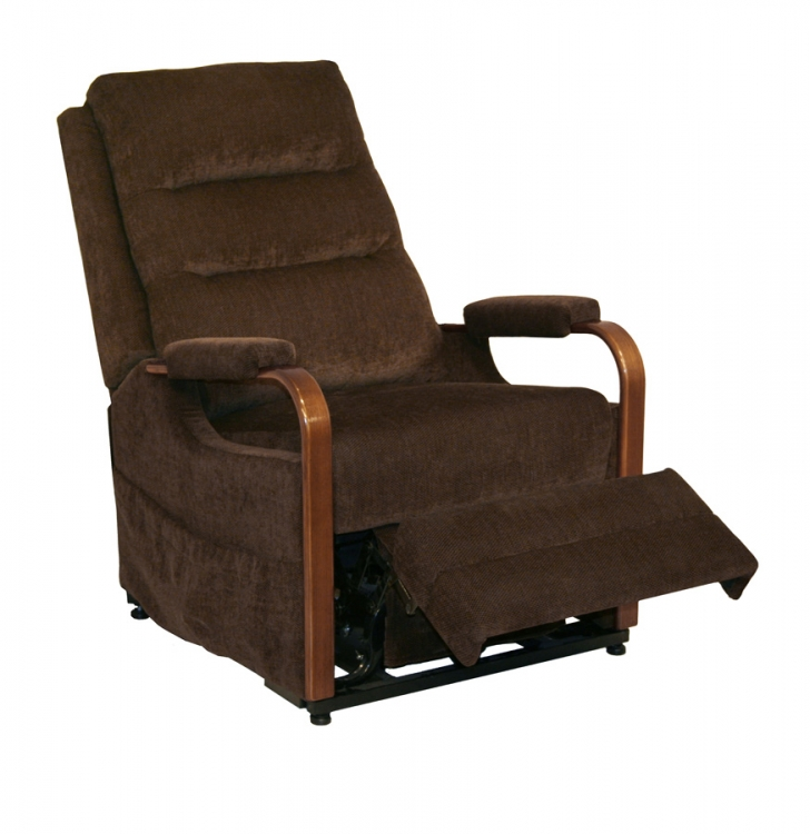 Emerson Power Lift Full Lay-Out Recliner - Brazil - Catnapper