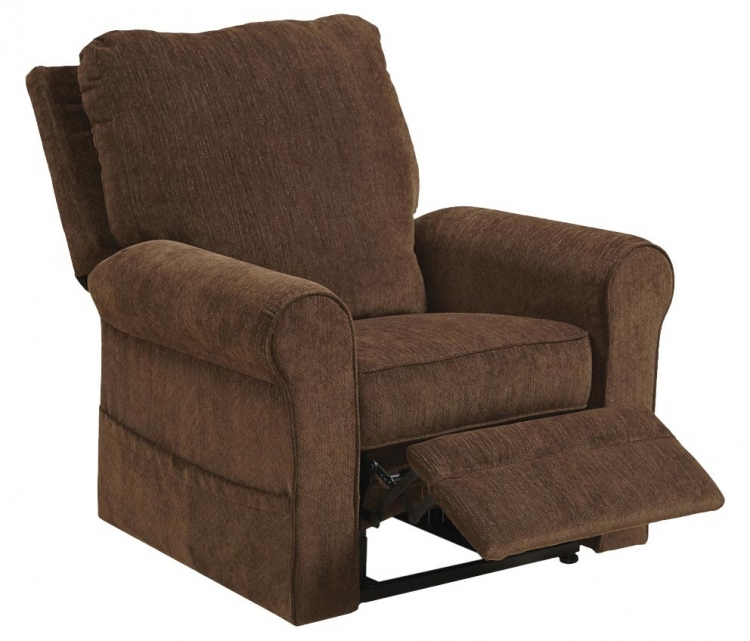 Edwards Power Lift Recliner - Coffee