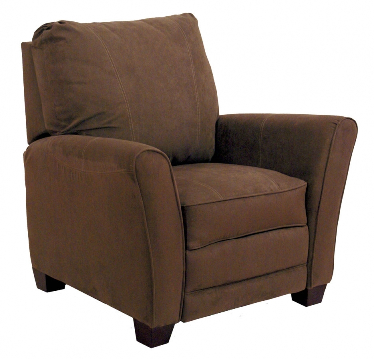 Inferno Multi-Position Recliner - Chocolate