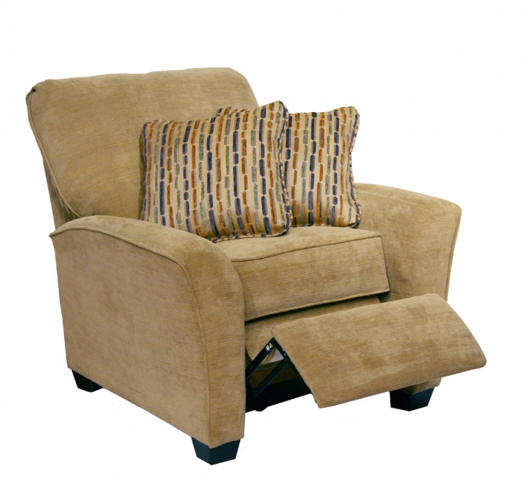Roxy Reclining Chair - Pecan - Catnapper