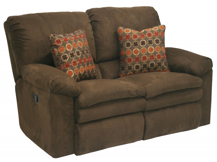 Impulse Power Reclining Loveseat - Godiva