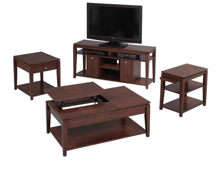 877 Series Cocktail Table Set - Catnapper
