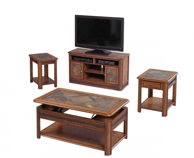 879 Series Cocktail Table Set - Catnapper
