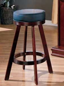 100129 Bar Stool - Cherry
